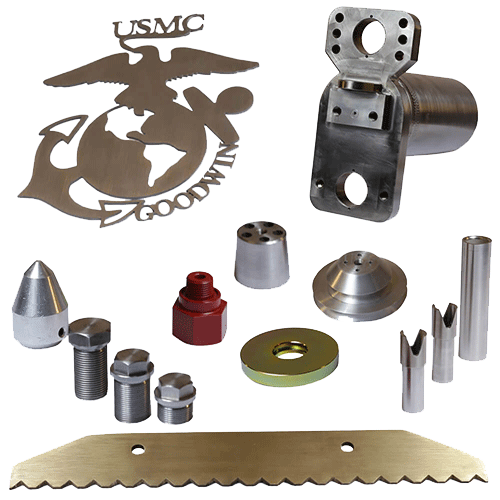USA Industries, Inc. Custom Machining Services
