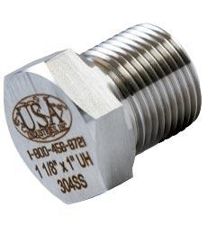 USA Industries, Inc. Header Plugs Shoulder Plugs Image