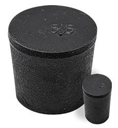 Rubber / Neoprene Tapered Tube Plugs