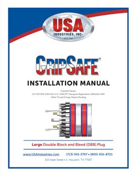 USA-Industries-Inc-GS-DBB-LG-Operating-Manual-thumbnail-1