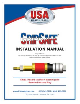 USA-Industries-Inc-GripSafe-IIB-SM-Instruction-Manual-thumbnail-1