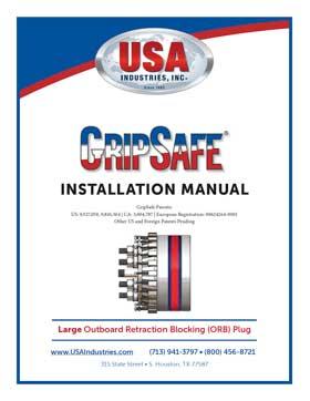 USA-Industries-Inc-GripSafe-ORB-LG-Instruction-Manual-thumbnail-1