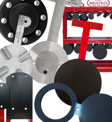 USA-Industries-Inc-Piping-Isolation-Blinds-Flanges